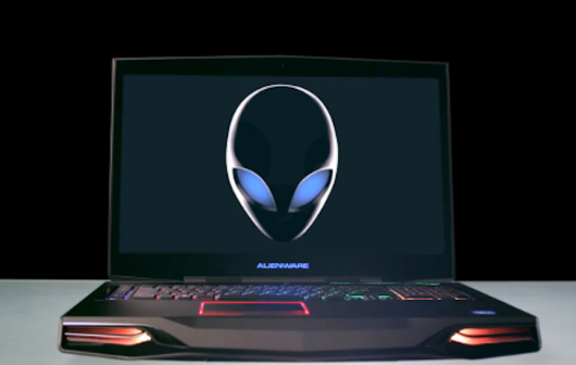 Alienware Rocks