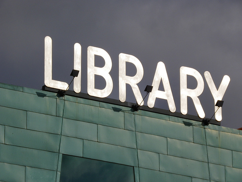 Going To An eLibrary