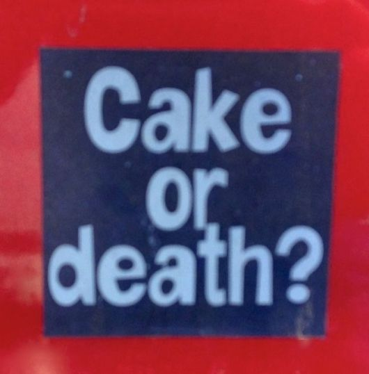 What Will Do You For Cake?