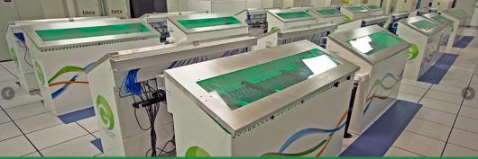 Green Data Center Cooling