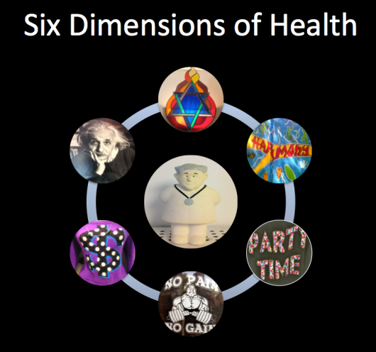 Six Dimensions of Personal Health