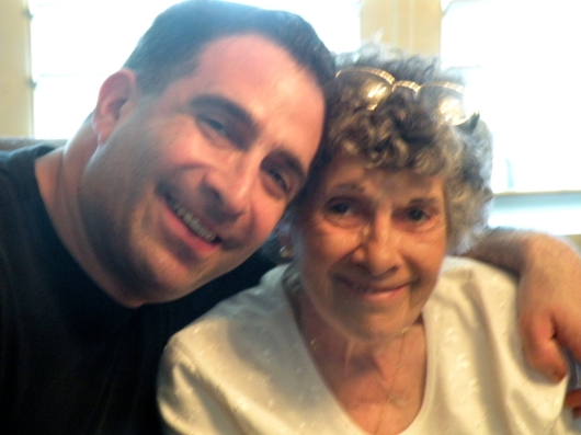 Eulogy For My Beloved Mother, Gerda Blumenthal