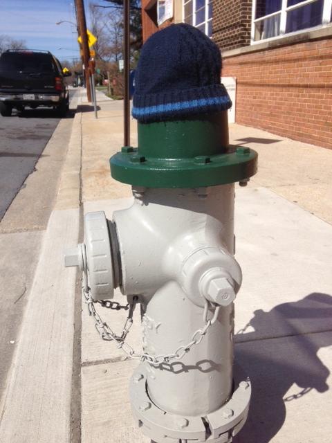 Hydrant Hat