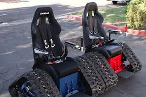 A WOW Wheelchair