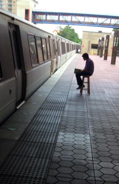 Sitting, Waiting, Metro
