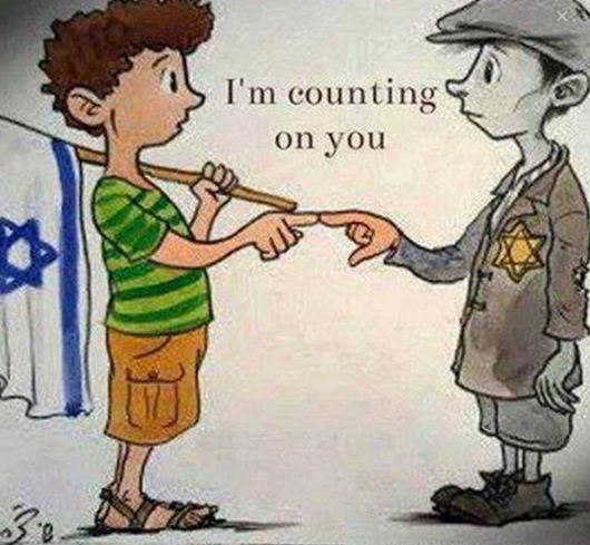 From Holocaust To Nation State