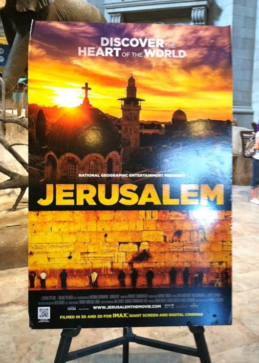 Jerusalem copy