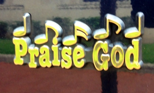 Praise G-d