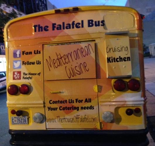 Falafel Bus