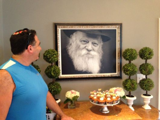 The Rebbe and Me