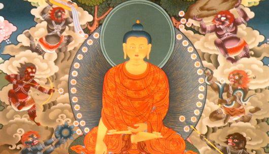 Buddha - DC Folk Festival