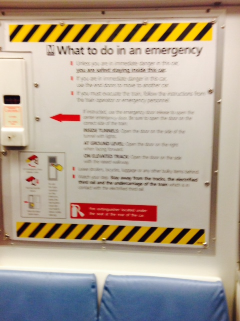 Metro Emergency
