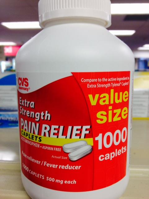 Tylenol Super Size