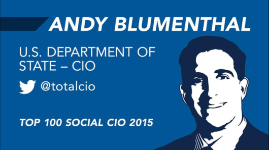 Andy Blumenthal - Top 100