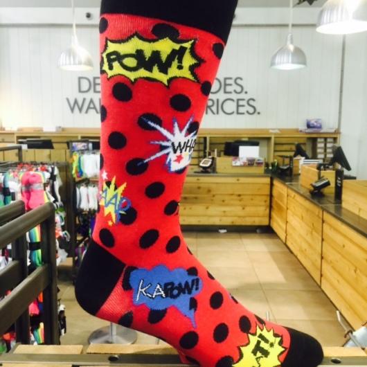 POW Socks