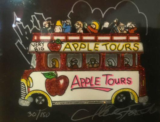 Apple tour