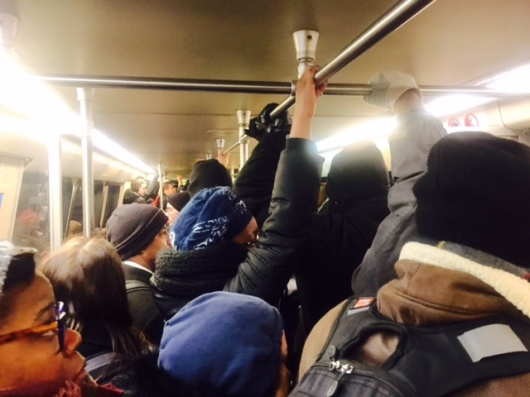 Metro Crowds