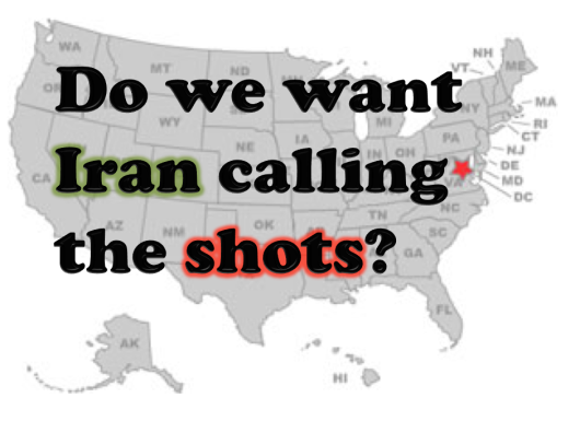 Iran Calling The Shots
