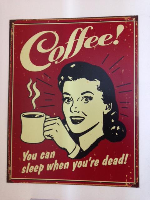 Coffee Sleep Dead