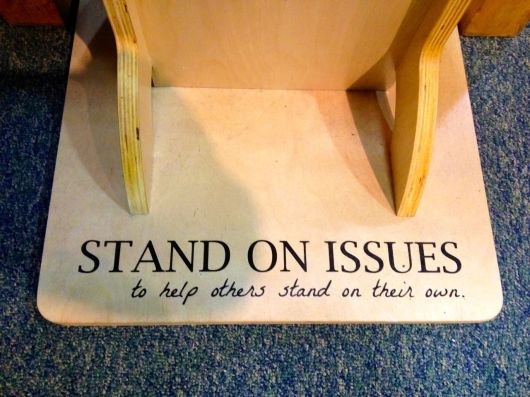 Stand On Issues
