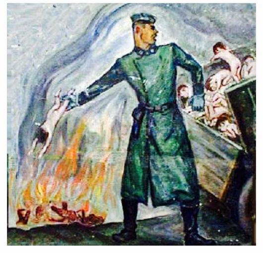 Nazi Throwing Children Into Fire.jpeg
