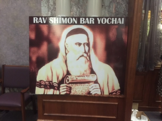 Rabbi Shimon nar Yochai