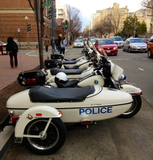 Police Cycles