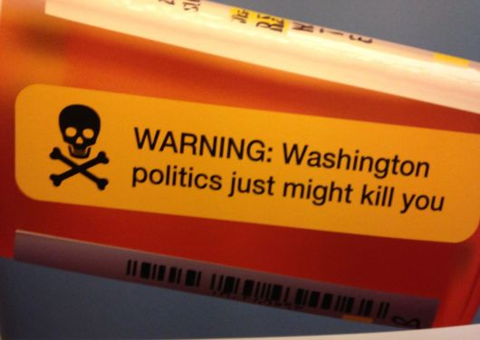 warning-politics